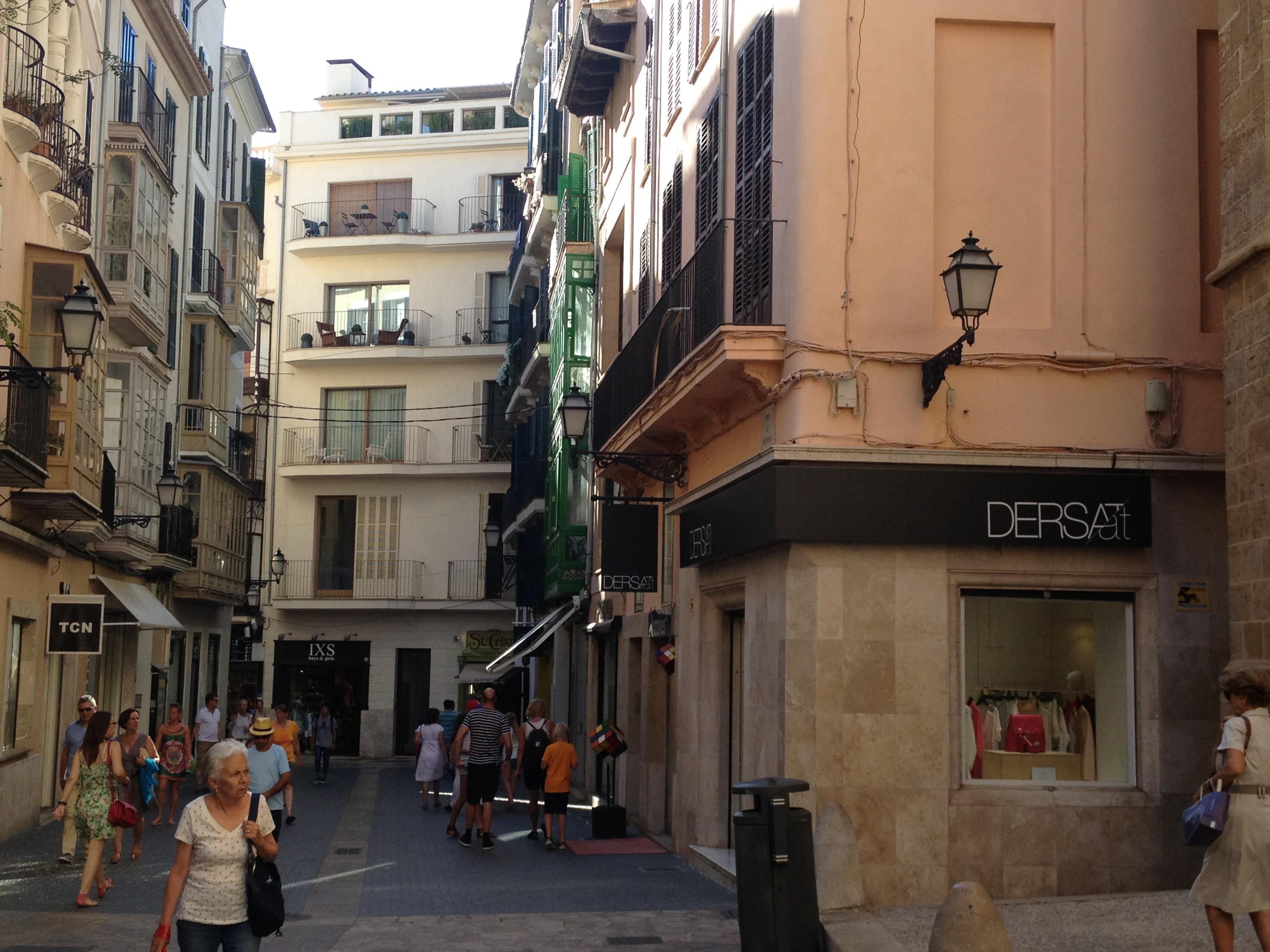 Old Palma De Mallorca 2585 Copyright Shelagh Donnelly