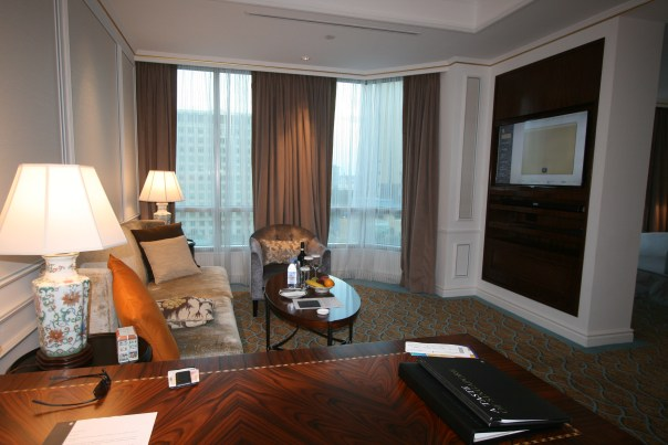 InterContinental Singapore Copyright Shelagh Donnelly