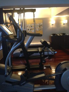 Presidential Suite Gym IC HK Copyright Shelagh Donnelly