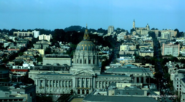 San Francisco City Hall 0043 Copyright Shelagh Donnelly