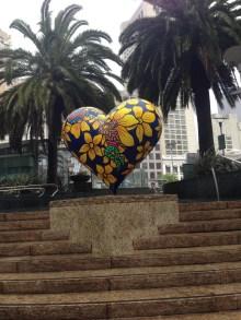 Union Square San Fran Copyright Shelagh Donnelly