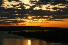 Fairmont Chateau Frontenac Sunrise 0565 Copyright Shelagh Donnelly