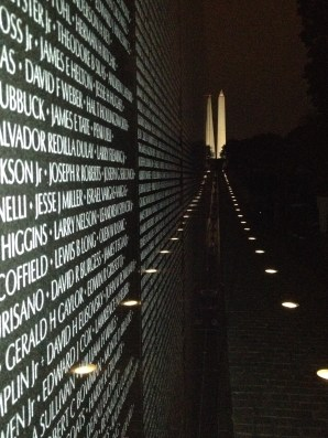 Vietnam Veterans Memorial 1953 Copyright Shelagh Donnelly