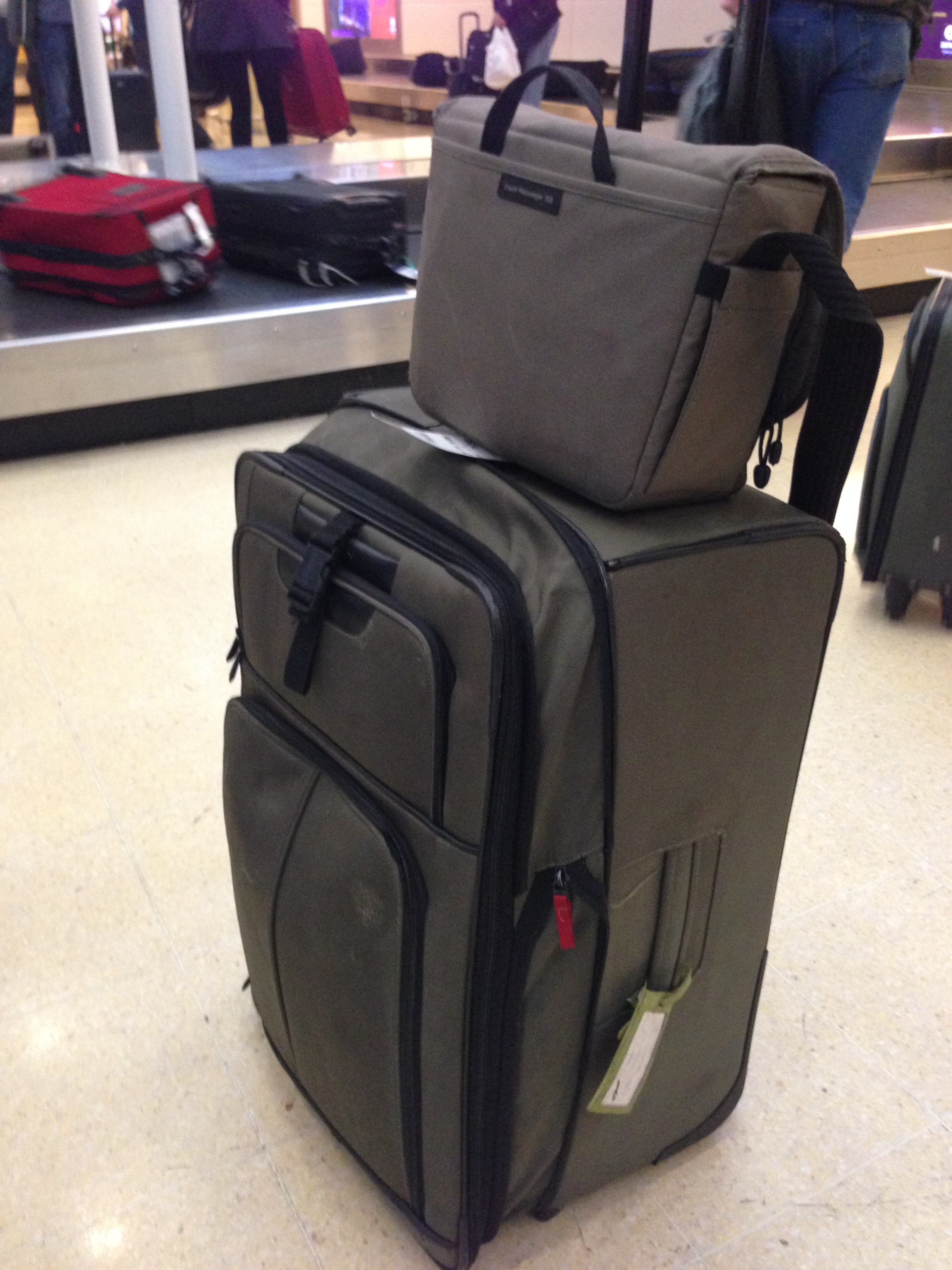 Luggage Copyright Shelagh Donnelly