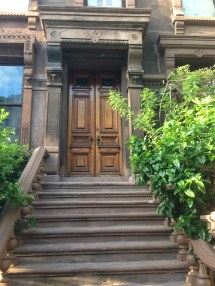 Hell's Kitchen Brownstone 9947 Copyright Shelagh Donnelly