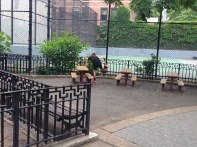 Hell's Kitchen Park Playground 9605 Copyright Shelagh Donnelly