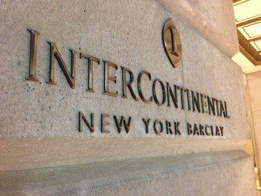 InterContinental New York Barclay 9761 Copyright Shelagh Donnelly