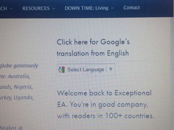 Google translate english to nigerian | World Translation