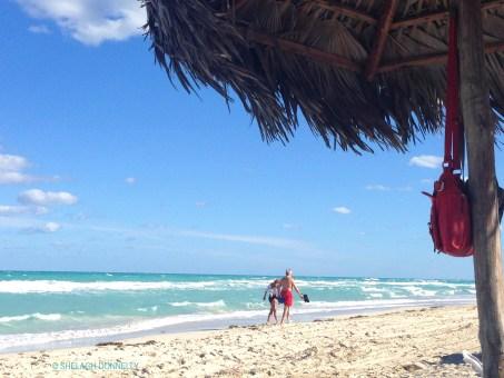 Varadero Beach 17-1605 Copyright Shelagh Donnelly