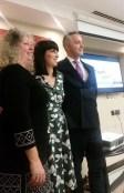 Shelagh Donnelly, Victoria Darragh, Adam Fidler - EPAA Training Day, Manchester Sep 2017