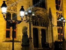 Bruges Market Square 17-10-9111 Copyright Shelagh Donnelly