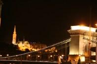 Chain Bridge Budapest 17-583 Copyright Shelagh Donnelly