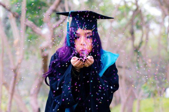 graduate - female