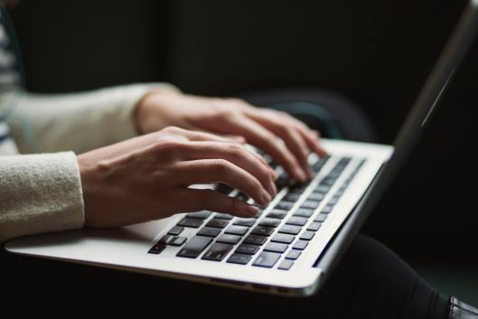 Typing-courtesy-Kaitlyn-Baker-Unsplash