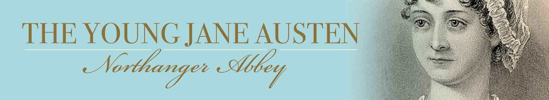 """Cover for """"The Young Jane Austen"""""""