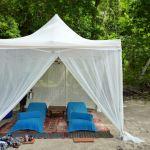 Castaway Picnic Beach Shelter