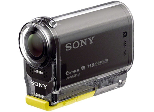 Sony HDR-AS20 – My new Action Cam