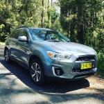 Mitsubishi ASX Rental
