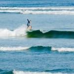 Surfer @ Merimbula Beach