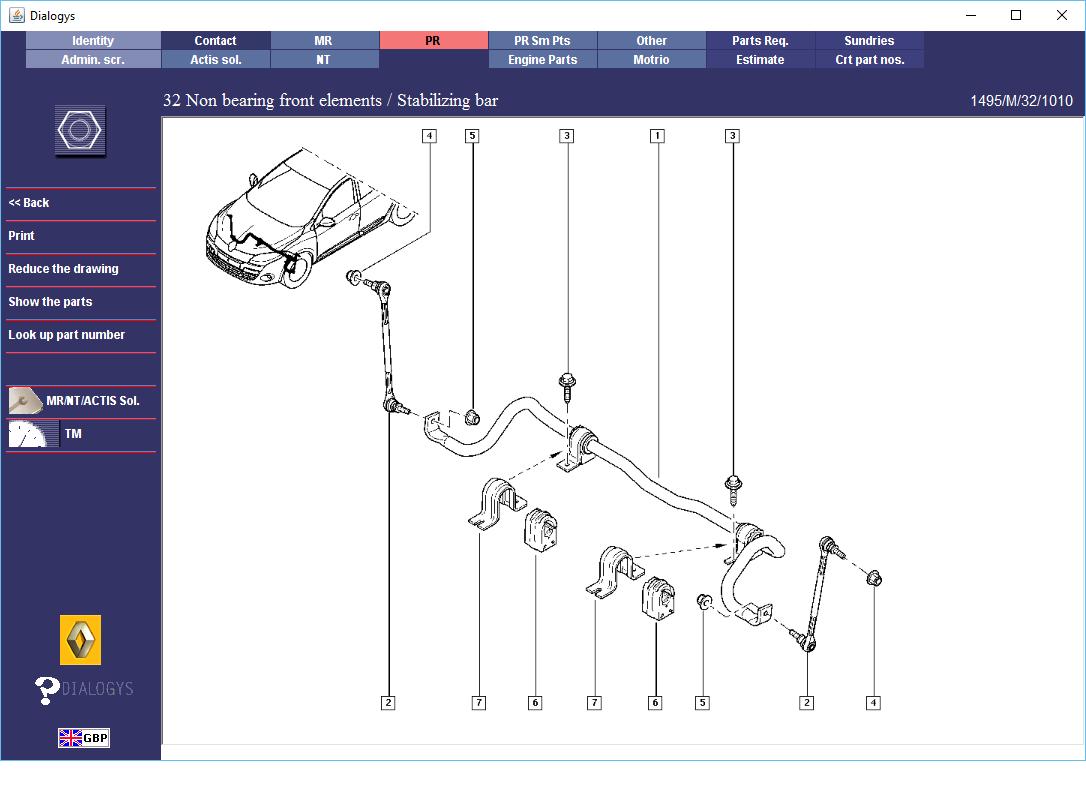 renault megane rs265 front suspension parts diagrams 2 excesstext rh excesstext com renault megane parts manual renault megane scenic parts list