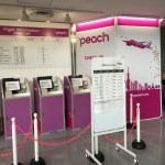 Peach Aviation Check-in Facilities