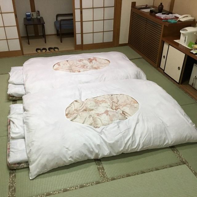 Bedroom configuration