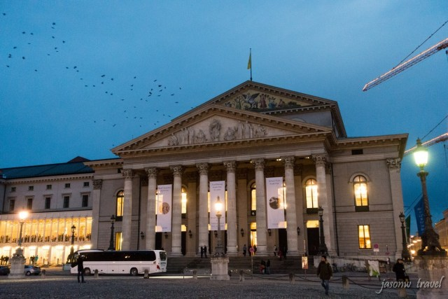 Munich National Theater