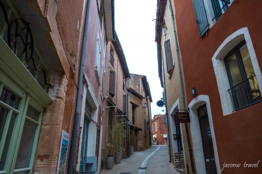 Roussillon 紅土城