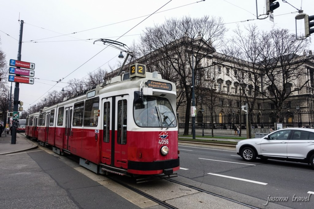 Vienna Tram 納也納電車