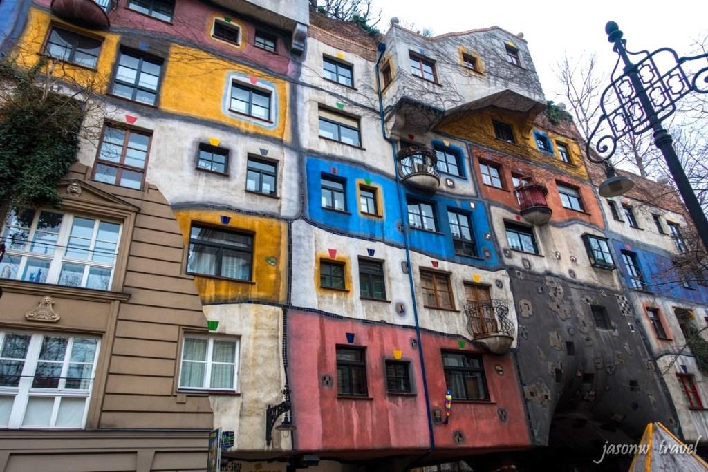 Hundertwasserhaus 百水公寓