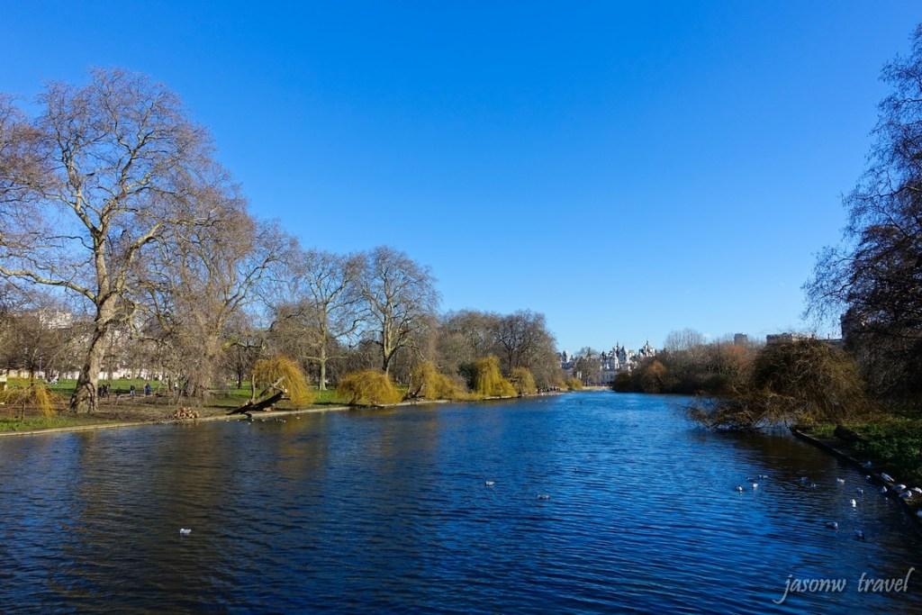St. James Park 聖詹姆士公園