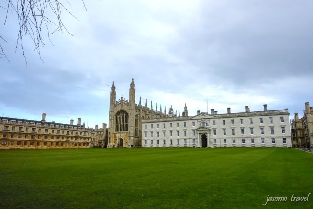 Cambridge King's College 劍橋國王學院