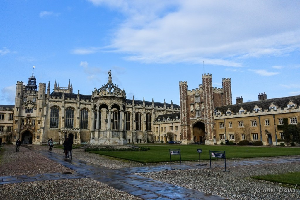 Cambridge Trinity College 劍橋三一學院