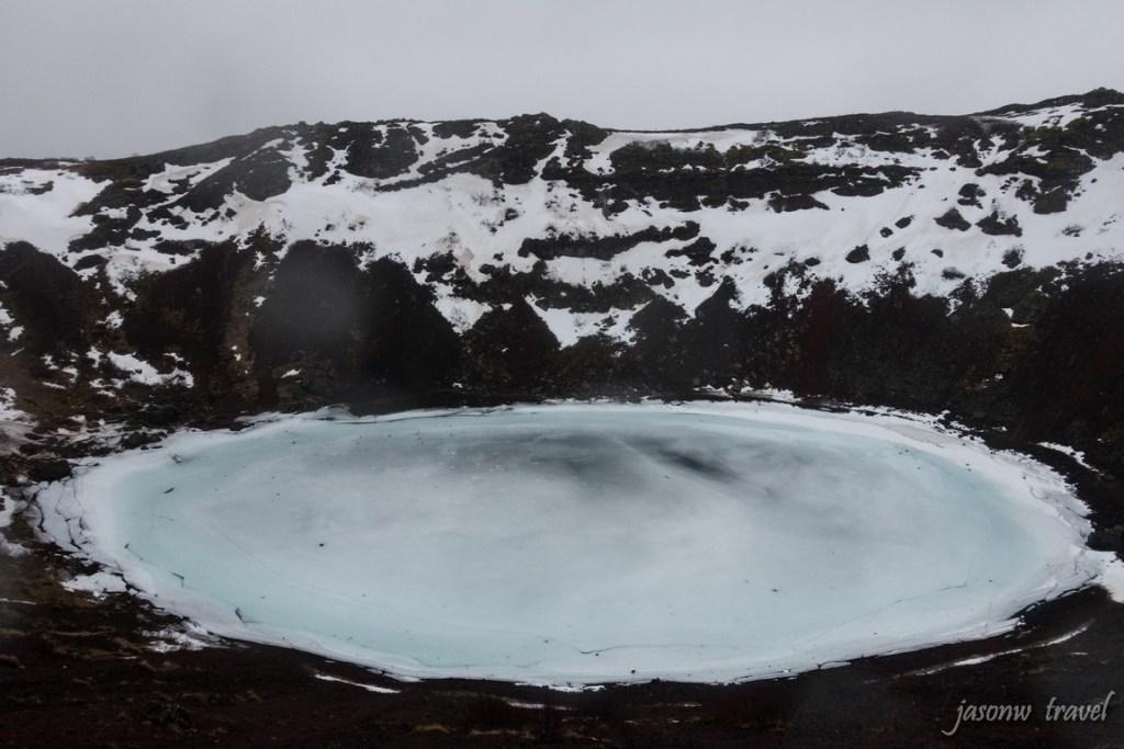 冰島 Golden Circle 金圈火山湖