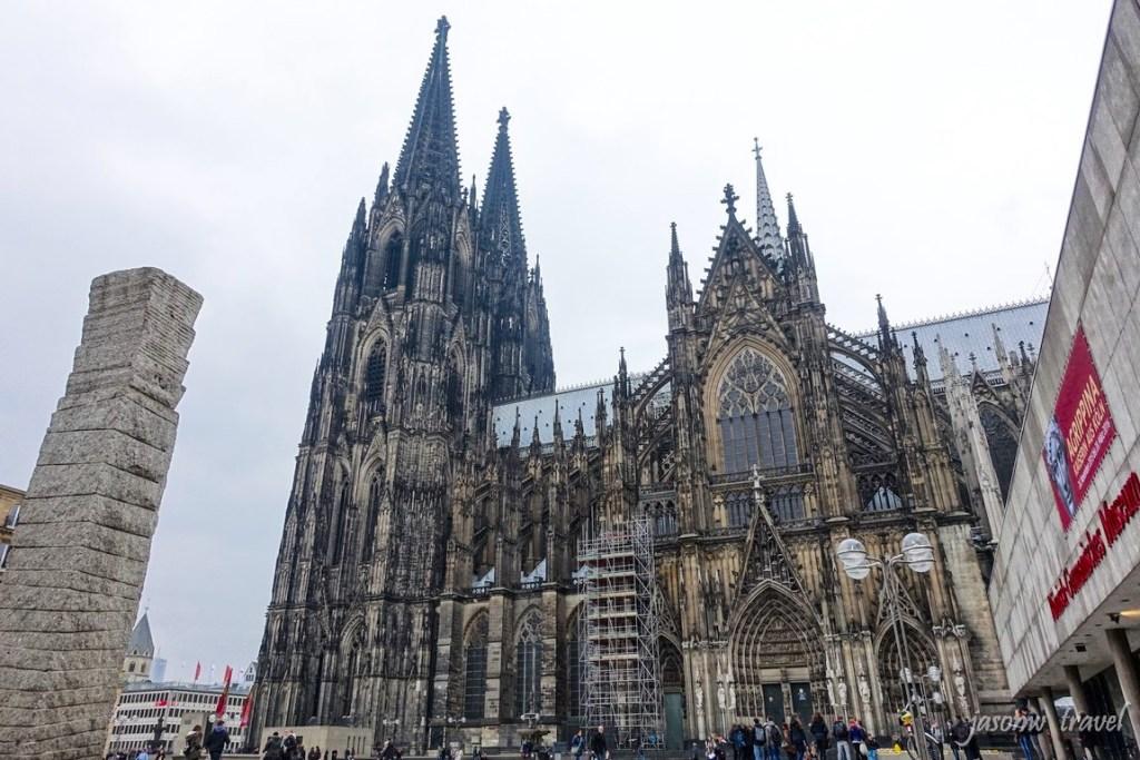 Kölner Dom 科隆大教堂