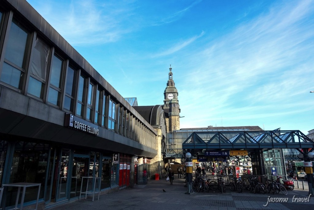 Hamburg Hauptbahnhof 漢堡火車站