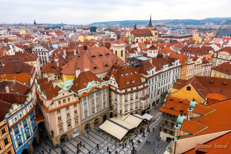 Prague Old Town 布拉格老城區