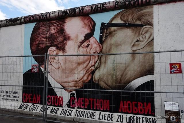 Berlin Wall 柏林圍牆