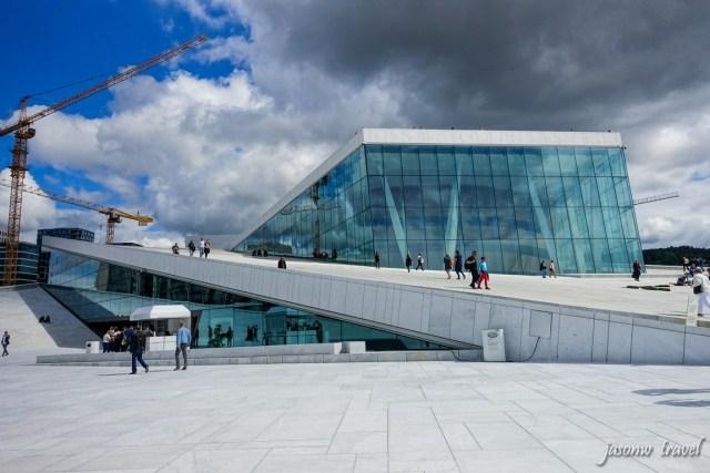 Oslo Operahuset 奧斯陸歌劇院