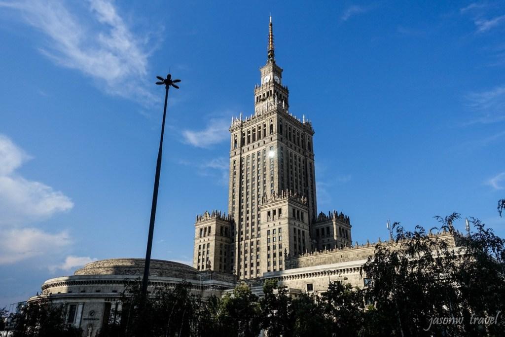 Pałac Kultury i Nauki 波兰华沙科学文化宫
