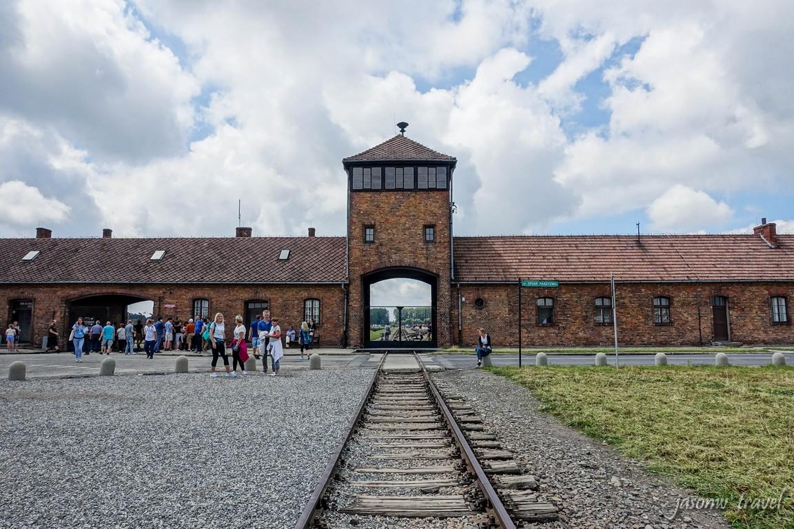 Auschwitz 奧斯威辛納粹集中營