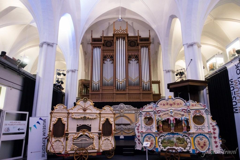 Utrecht Museum Speelklok 荷蘭烏特勒支音樂盒博物館