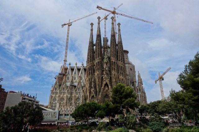 Sagrada Família 聖家堂