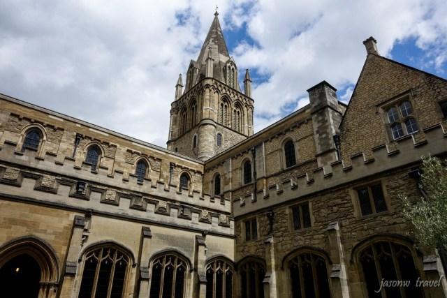 Oxford Christ Church 牛津基督堂學院