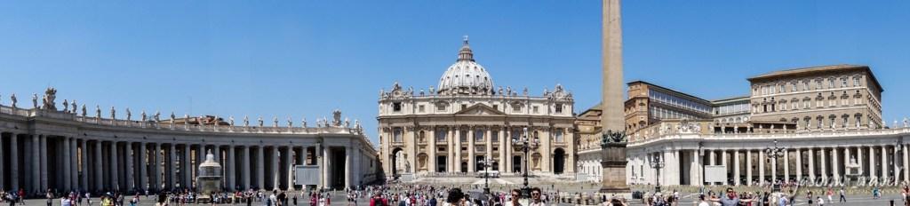 梵蒂岡 Vatican City 聖伯多祿大教堂