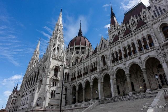 Budapest Országház 布達佩斯國會大廈