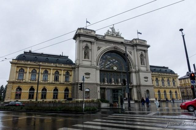 Budapest-Keleti Pályaudvar火車站