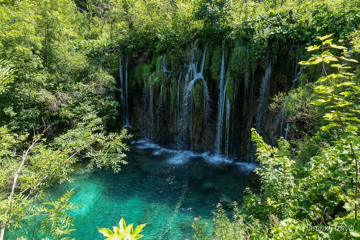 Plitvička Jezera Croatia 克羅地亞 十六湖