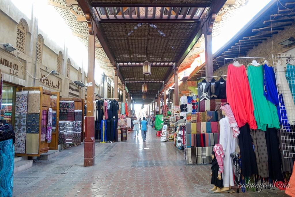杜拜老市場