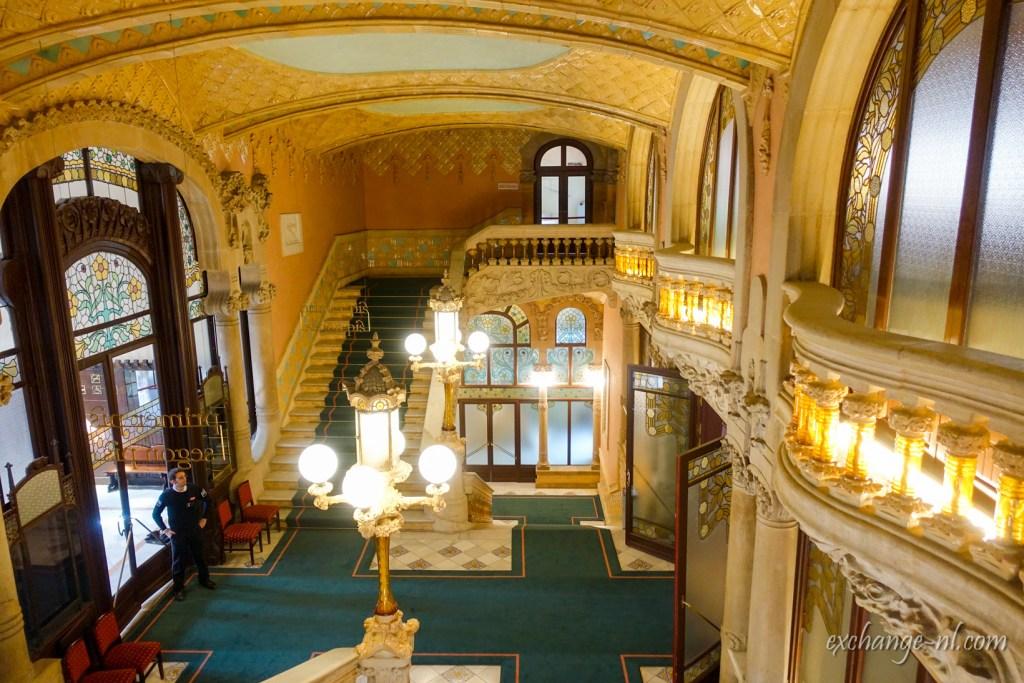 加泰隆尼亞音樂宮內部